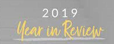 2019 Year in Review; Part two