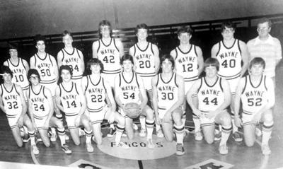 1978-1979 Basketball team