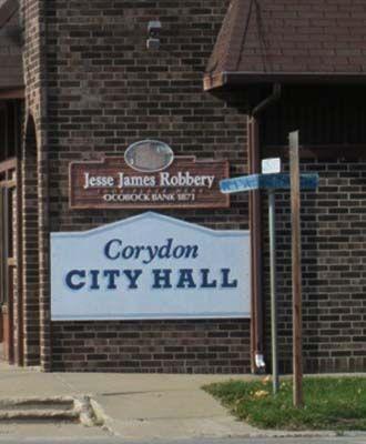 Corydon City Hall
