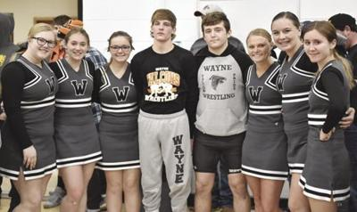Wayne Wrestling