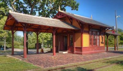Historic Minnehaha (Princess) Depot