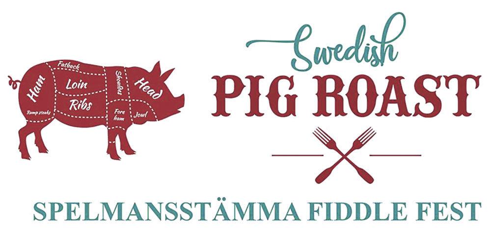 Spelmansstämma: There will be pork