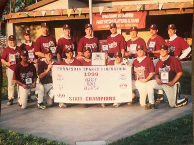 Scandia Fastpitch state champs