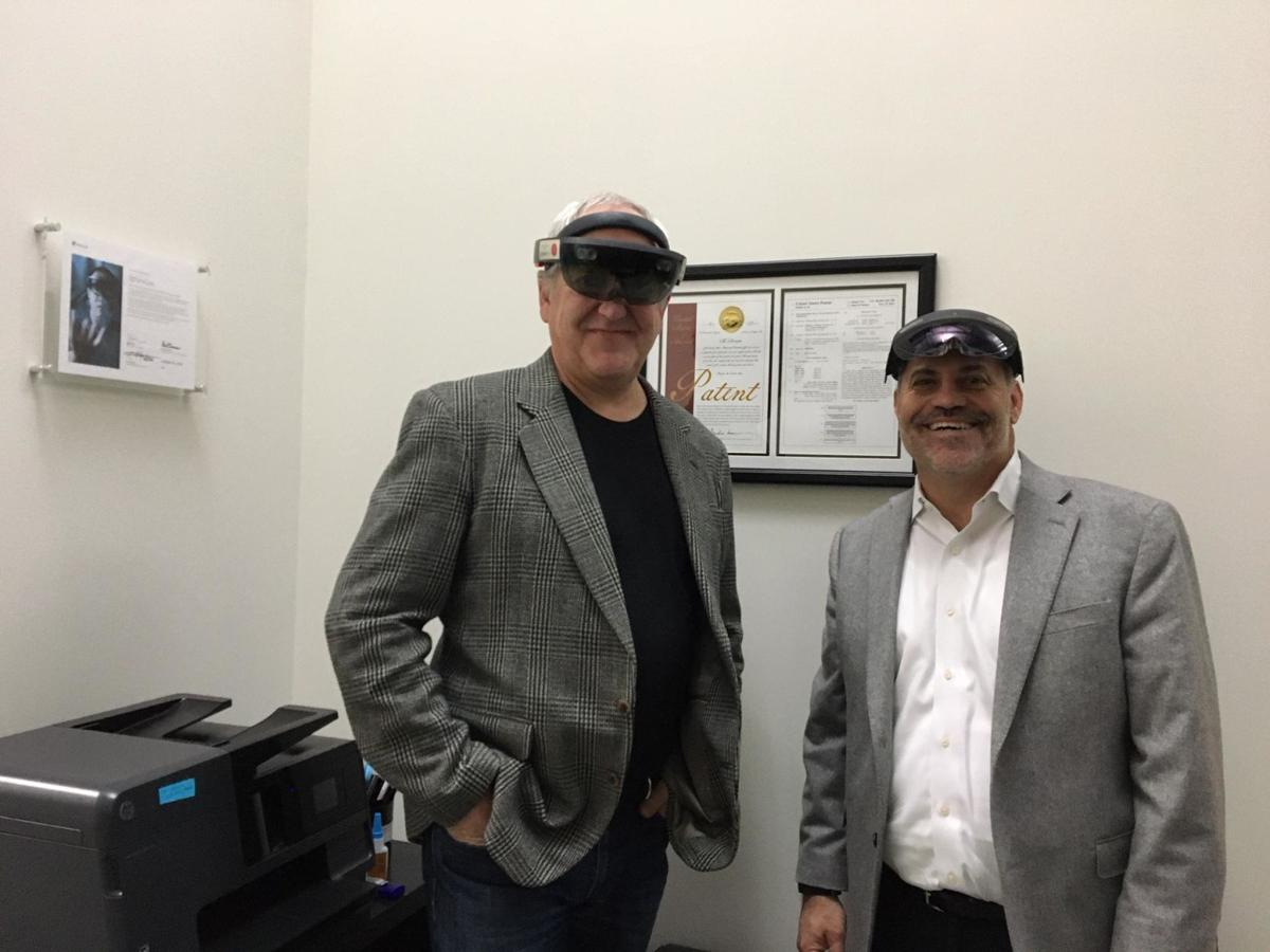 Surgeon's venture aims to utilize augmented reality in medicine
