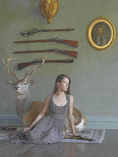 In Lakeville, Tremaine Gallery presents 'Chicks with Guns'