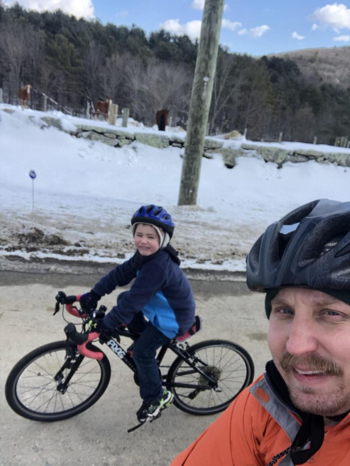 Cornwall dad starts bike racing team for youth