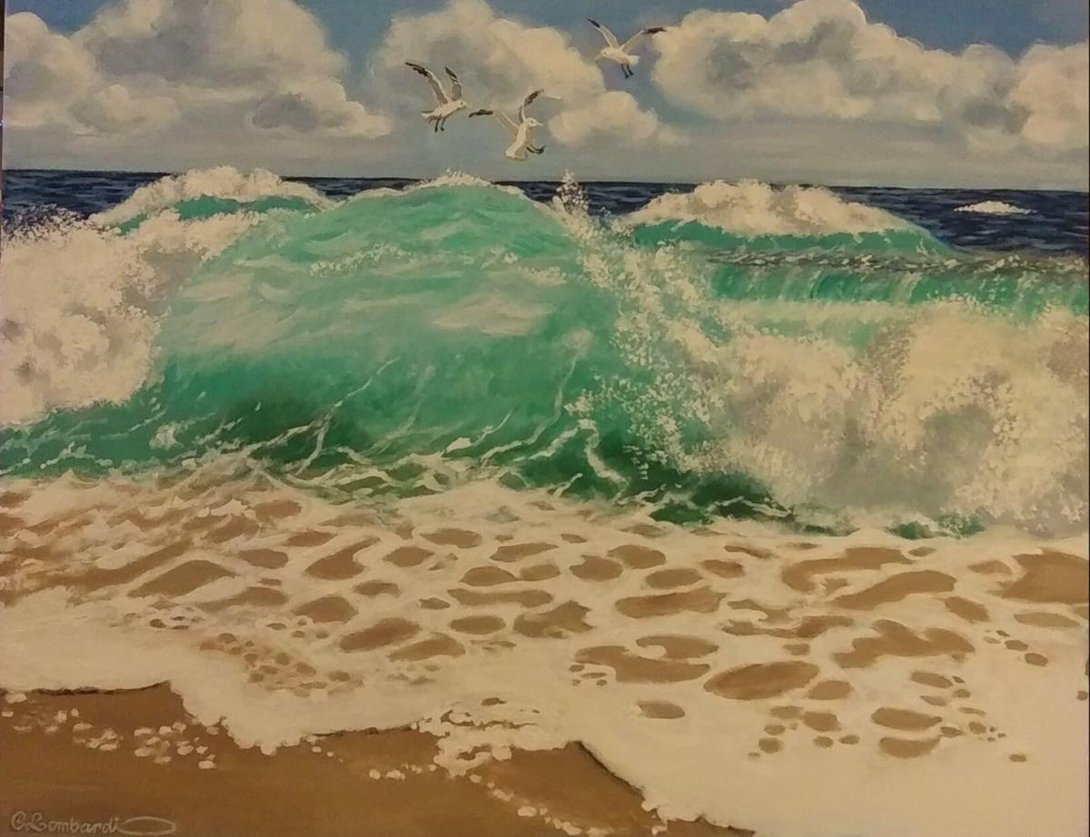 Kent library to hold reception for new art show Sept. 12