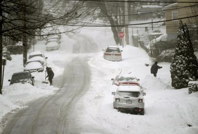 NWS: 4 to 8 inches of snow in the forecast for CT