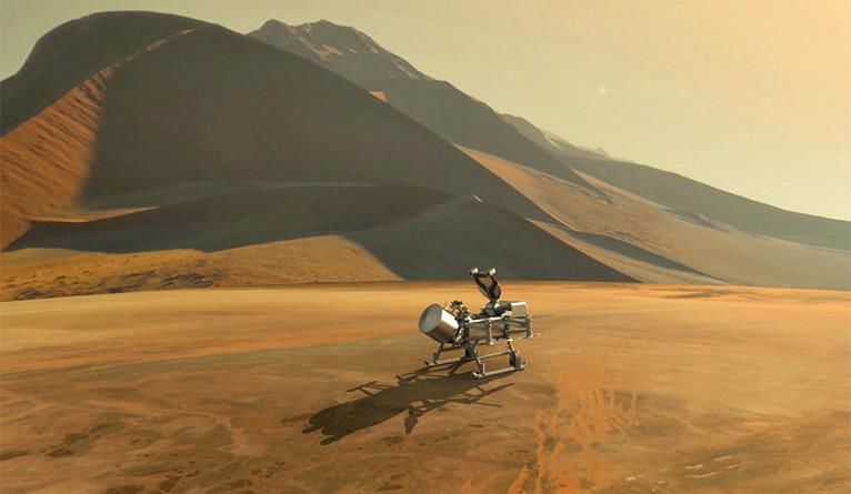 Yale scientist assisting in mission to explore Saturn's moon