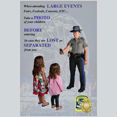 State Police offer tip to find lost children at fairs