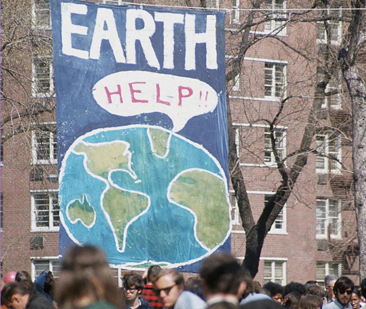 Robert Miller: Fifty years later, we need a new Earth Day