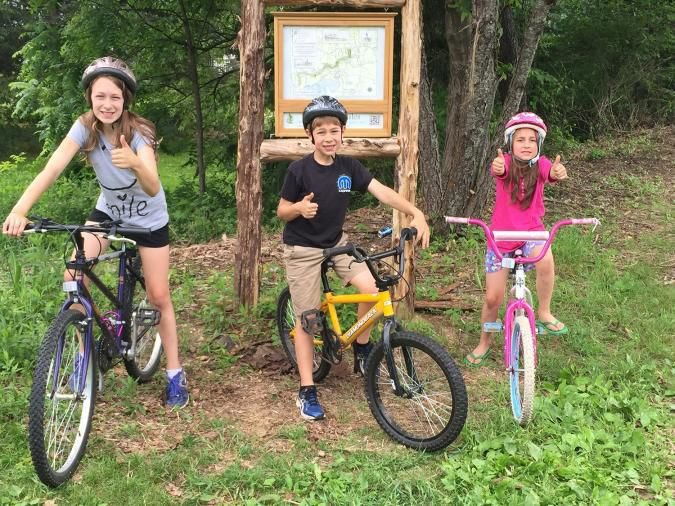Litchfield Community Greenway continues through town, thanks to fundraising, volunteers