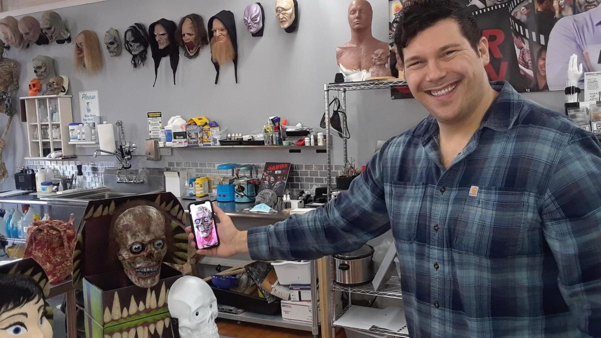 Winsted special effects artist creates Kidz Box, unleashes new venture