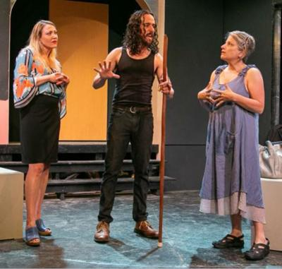 'Vanya and Sonia and Masha and Spike' premieres at TheatreWorks New Milford