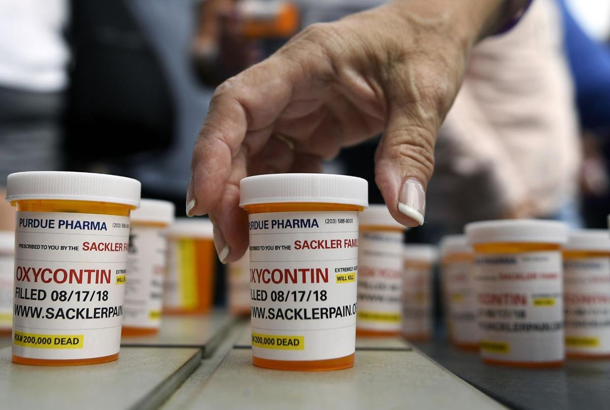 Purdue Pharma owners offer to give up company that makes OxyContin