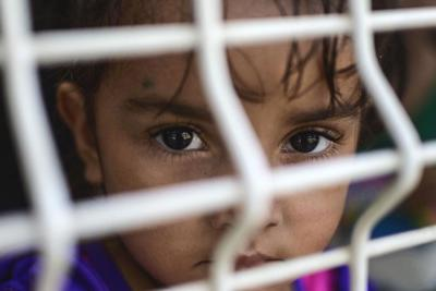 In Litchfield, Lemon-AID supports refugee children held in detention camps