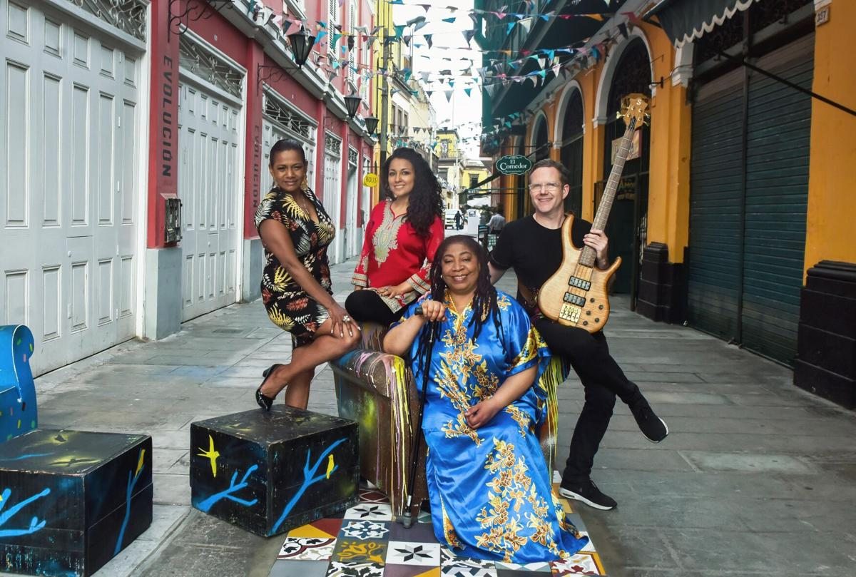 Litchfield's Executive Director of 'The Warrior Women of Afro-Peruvian Music' receives Grammy nomination