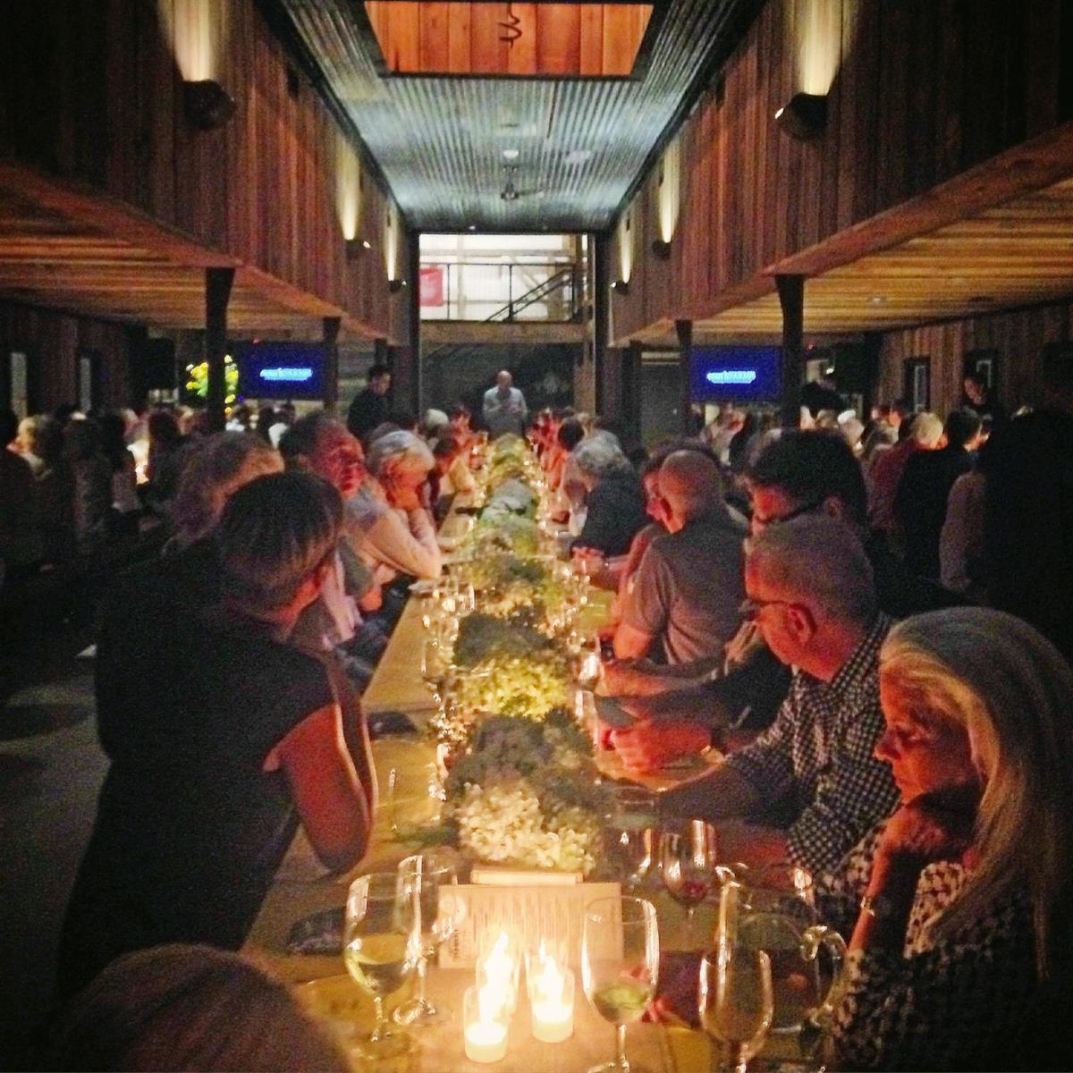 Farmer's Table event supports agriculture in Litchfield County with education, funds, alternatives