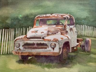 Watercolors, more of Marilyn DiChiara on display at Charlotte Hungerford Hospital