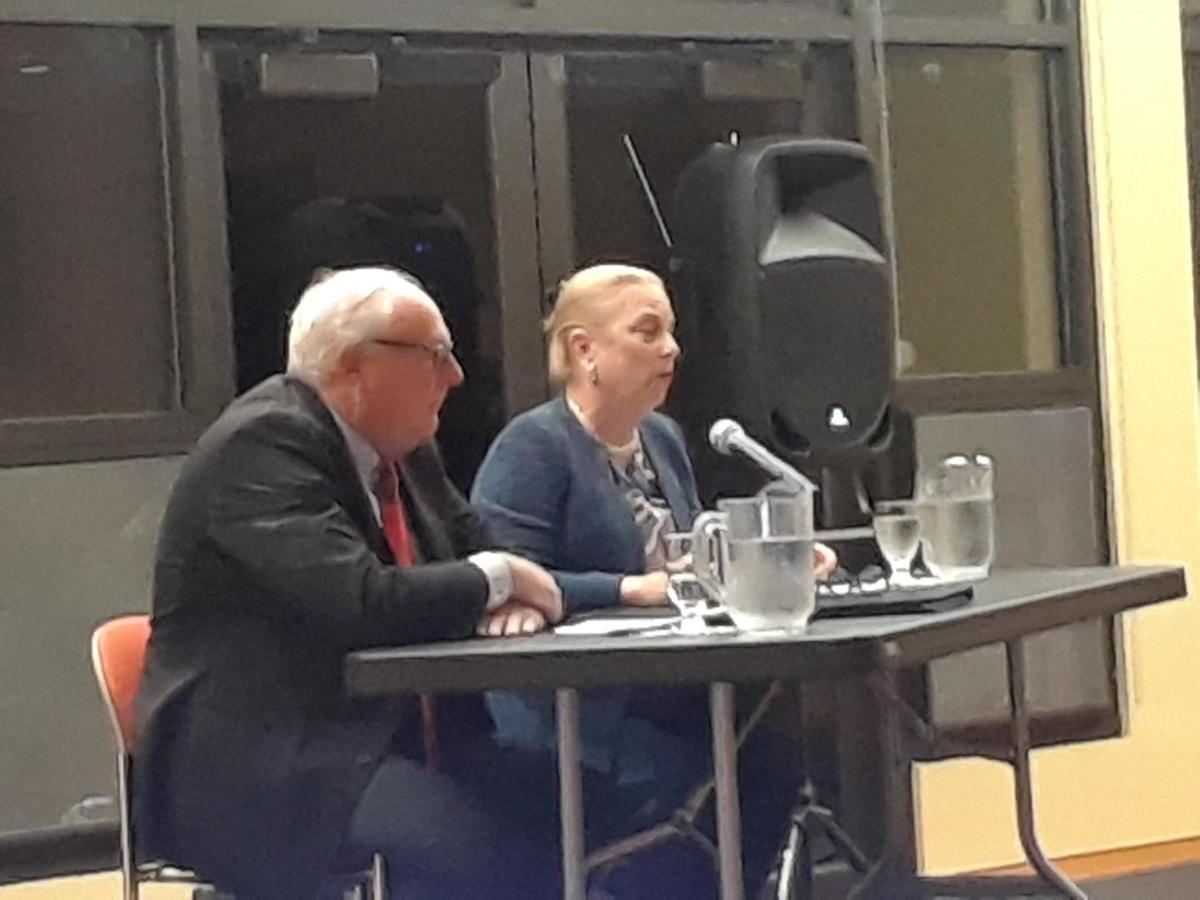 Litchfield selectman candidates' debate finds agreement on need for unity