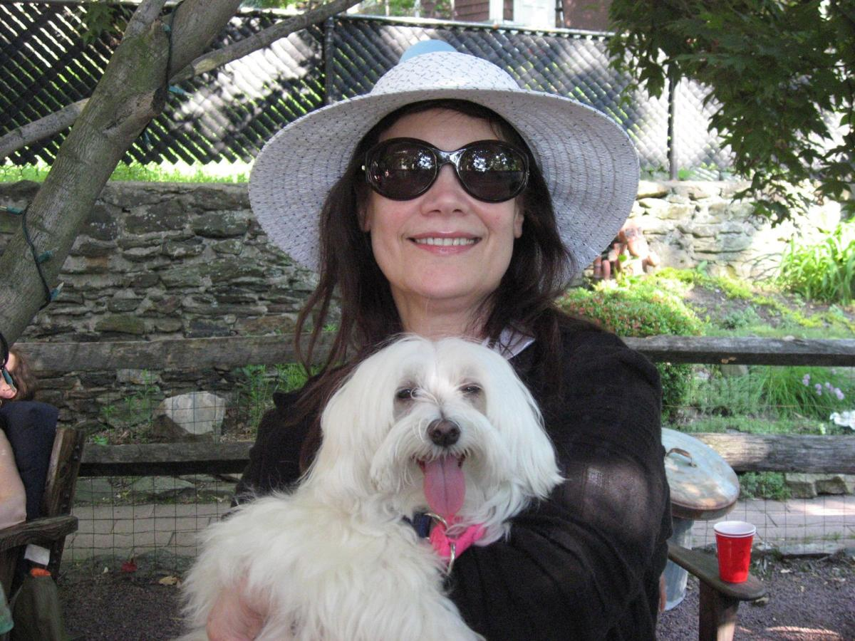 Winsted author's 'Tails of Jaxx' books create adventures for real-life dog