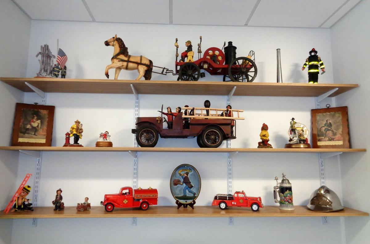 New Burrville firefighter facility debuts on old footprint