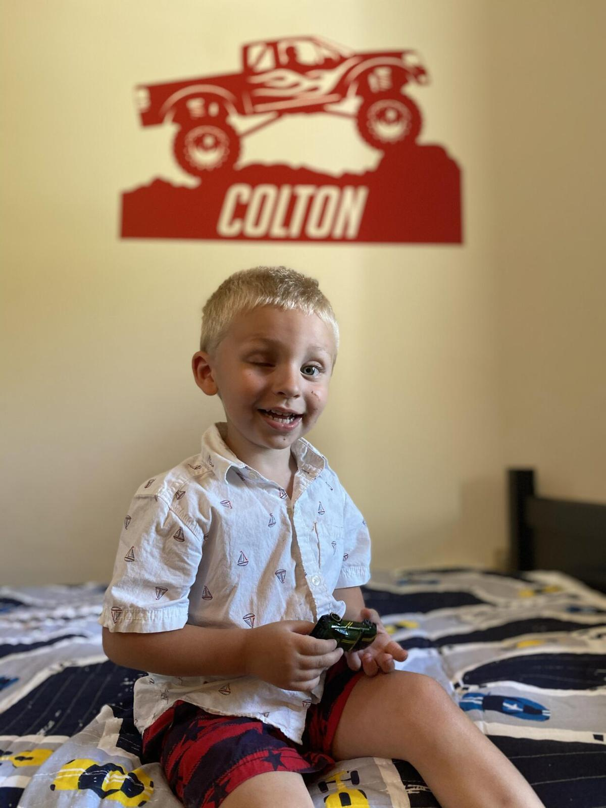 Make-A-Wish Foundation grants Cornwall boy's bedroom wish; Bethlehem race to benefit cause