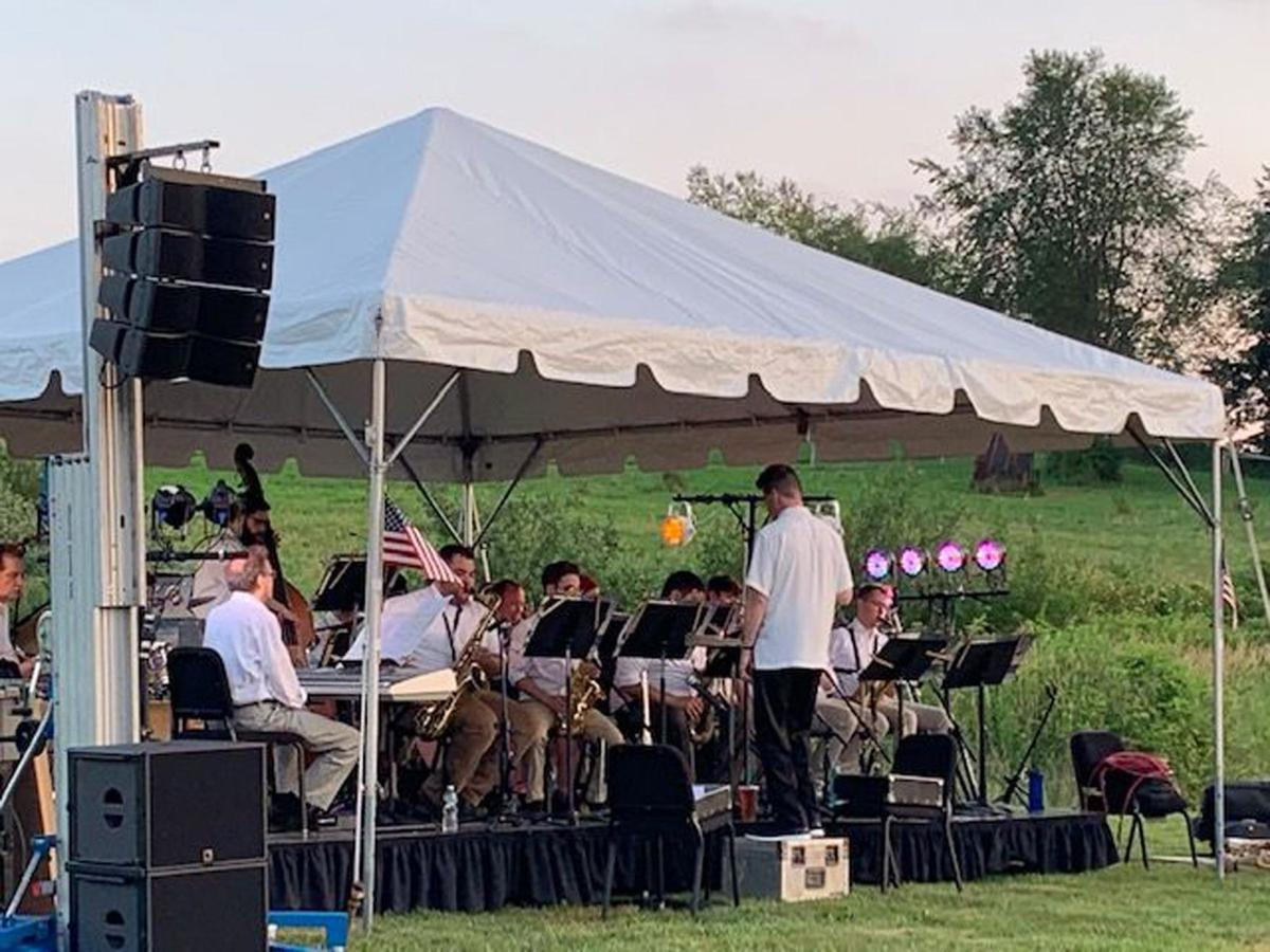 Picnic and Pops at South Farms in Morris make perfect July 4th celebration