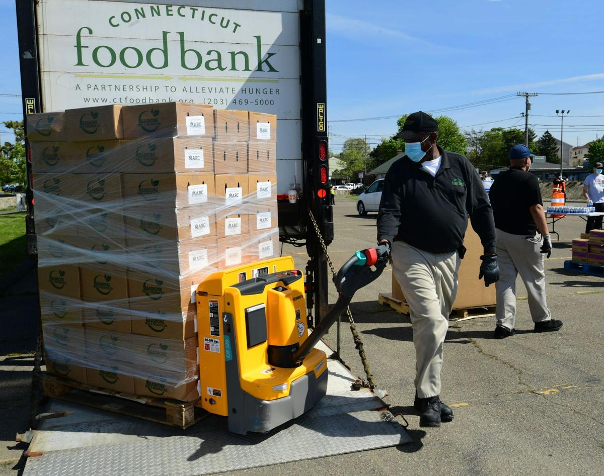 Connecticut food banks get share of $5M Raytheon donation