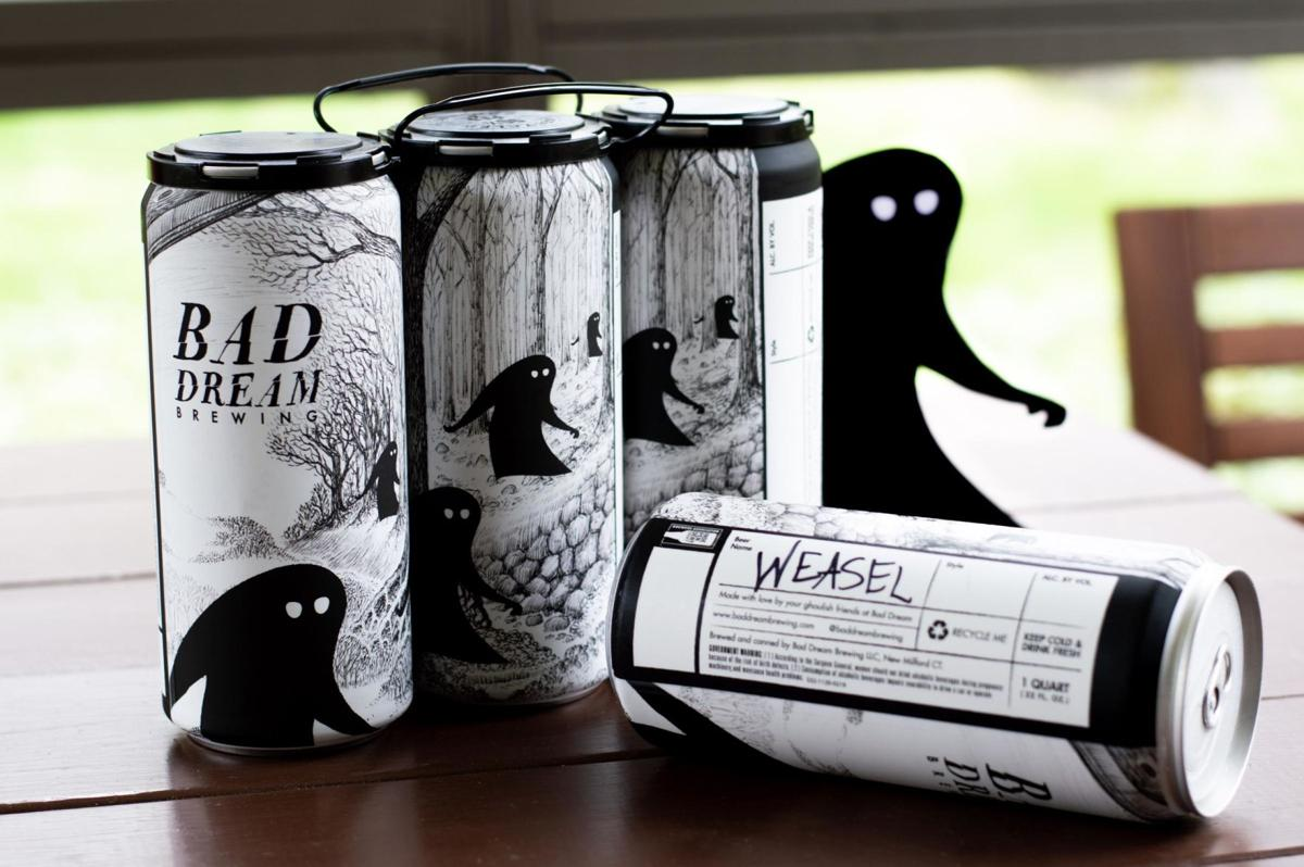 Bad Dream Brewery's books and beer create good vibe in New Milford