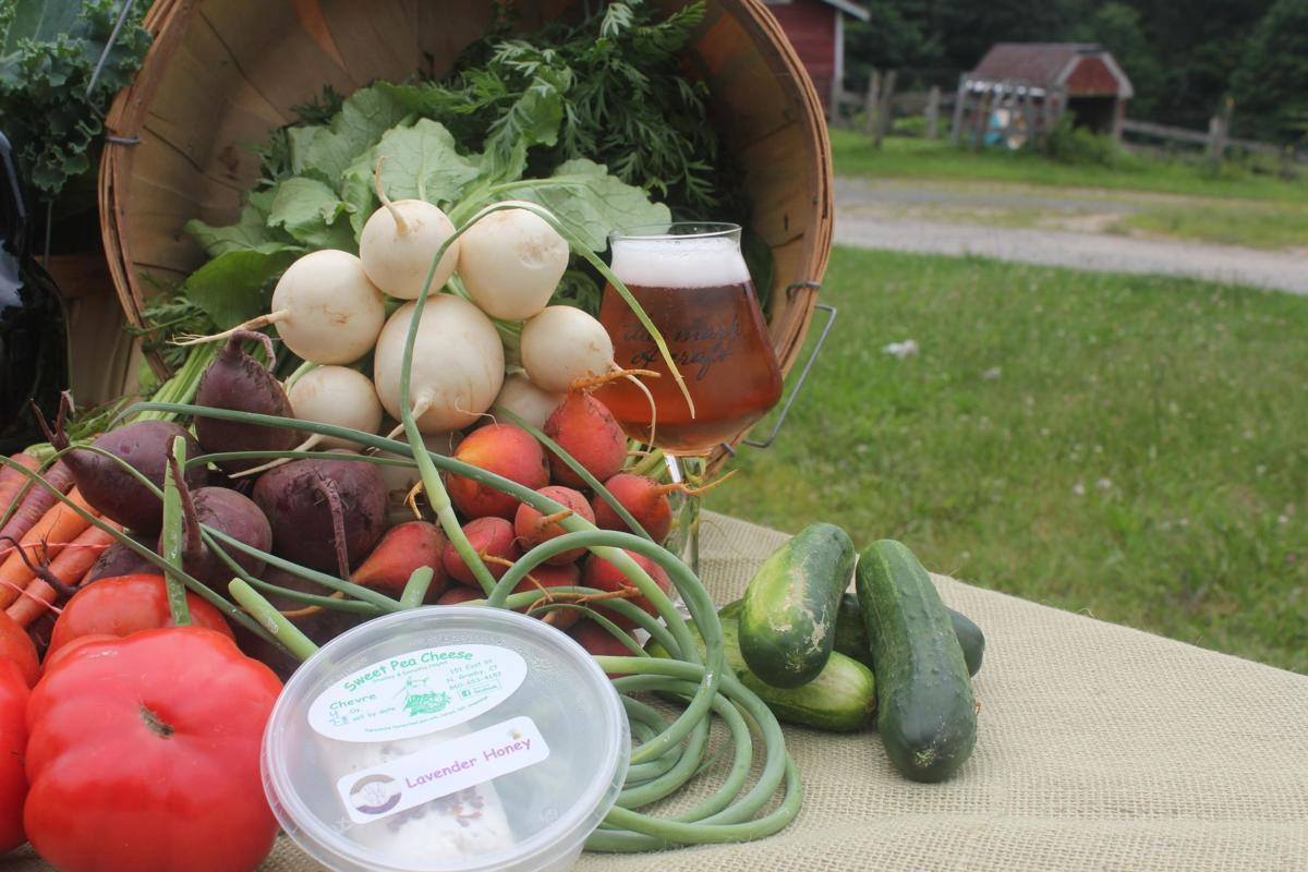 New Hartford brewery, farm offer food, beer and cheese program for summer