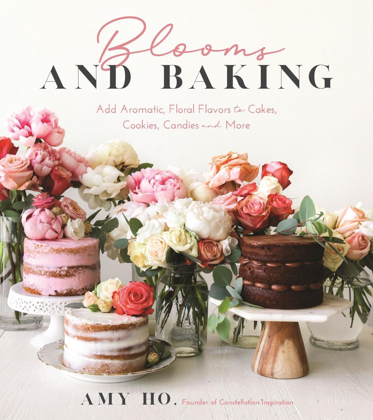 Stephen Fries: Florals add incredible depth to desserts
