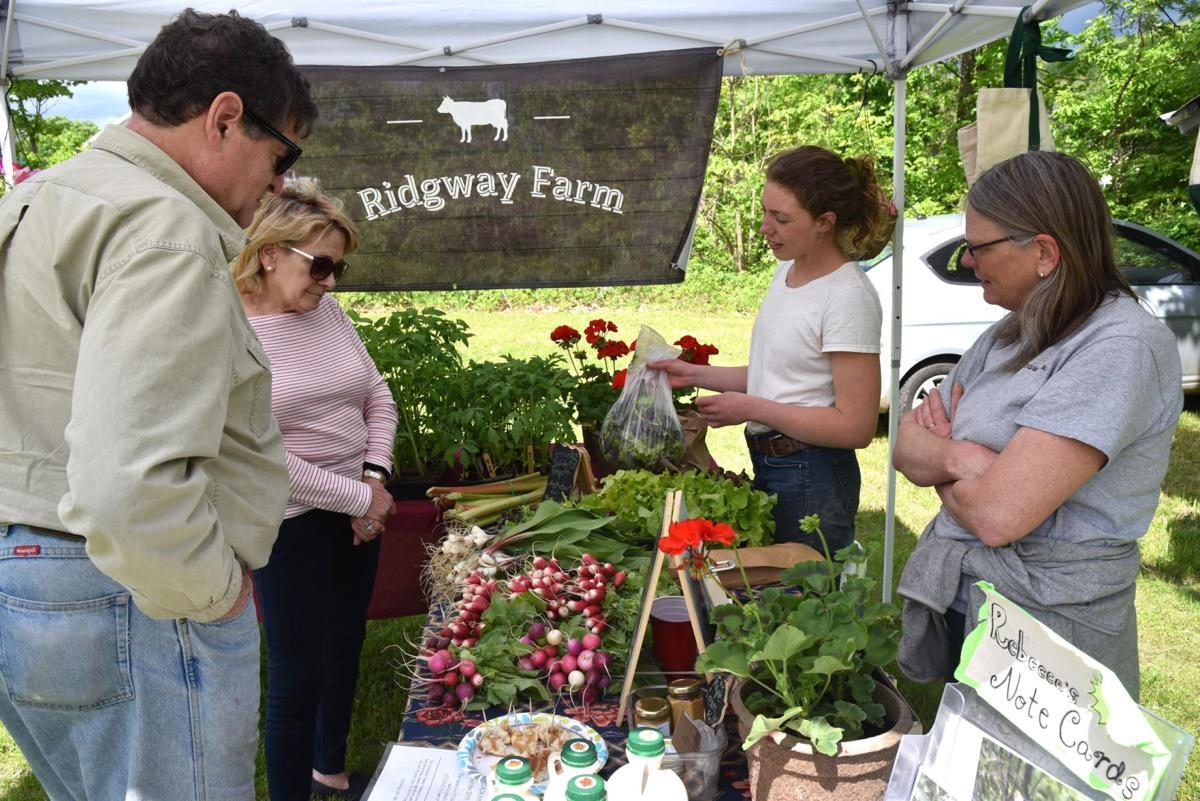 Kent Farmer's Market, Sunset Meadow Vineyards hope for on schedule opening