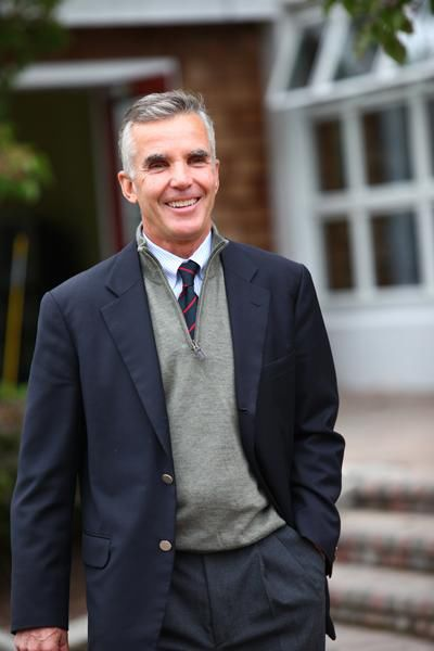 As one headmaster steps down, another steps up at Rumsey Hall