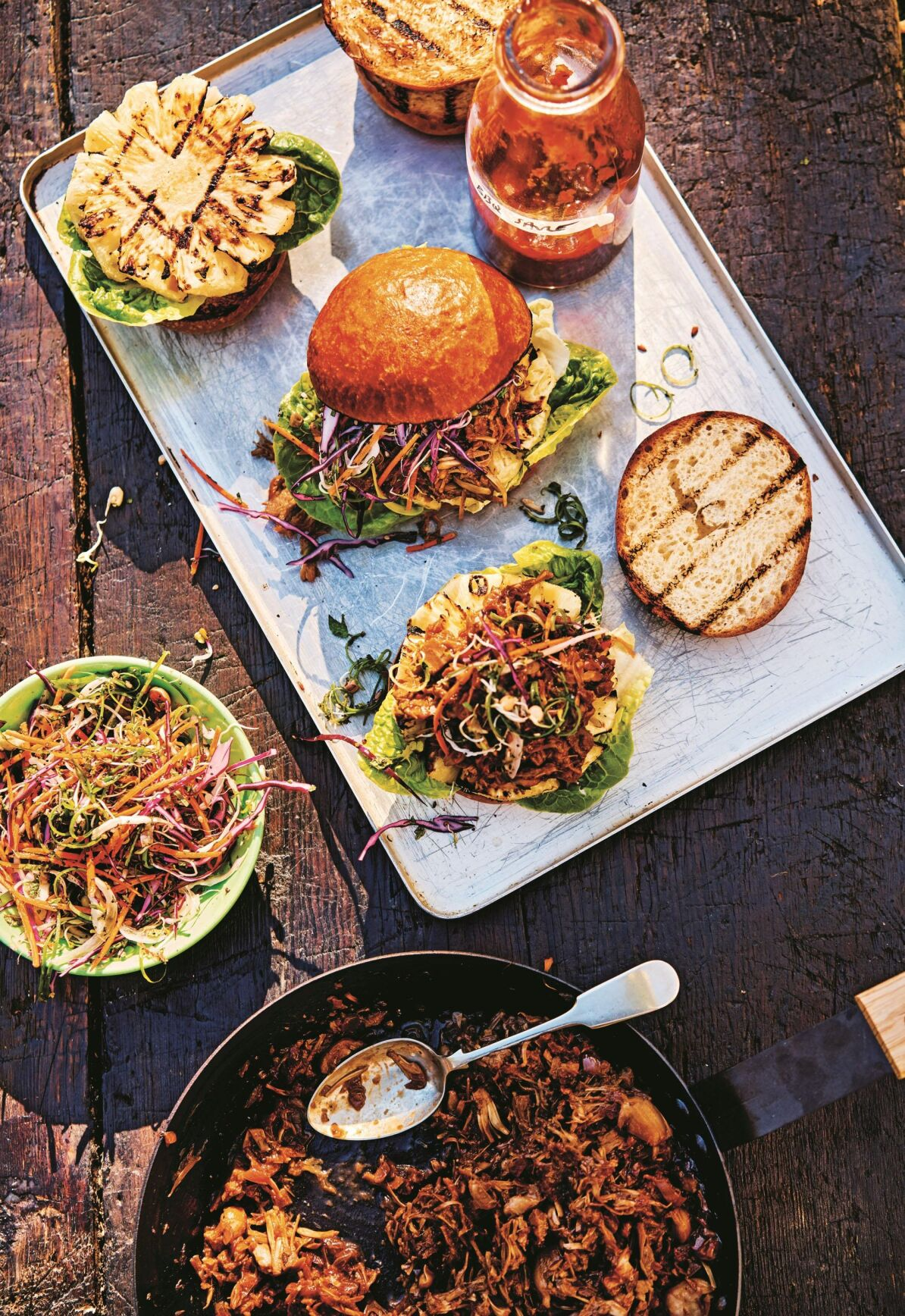 Stephen Fries: Vegetables are the star of these barbecue dishes