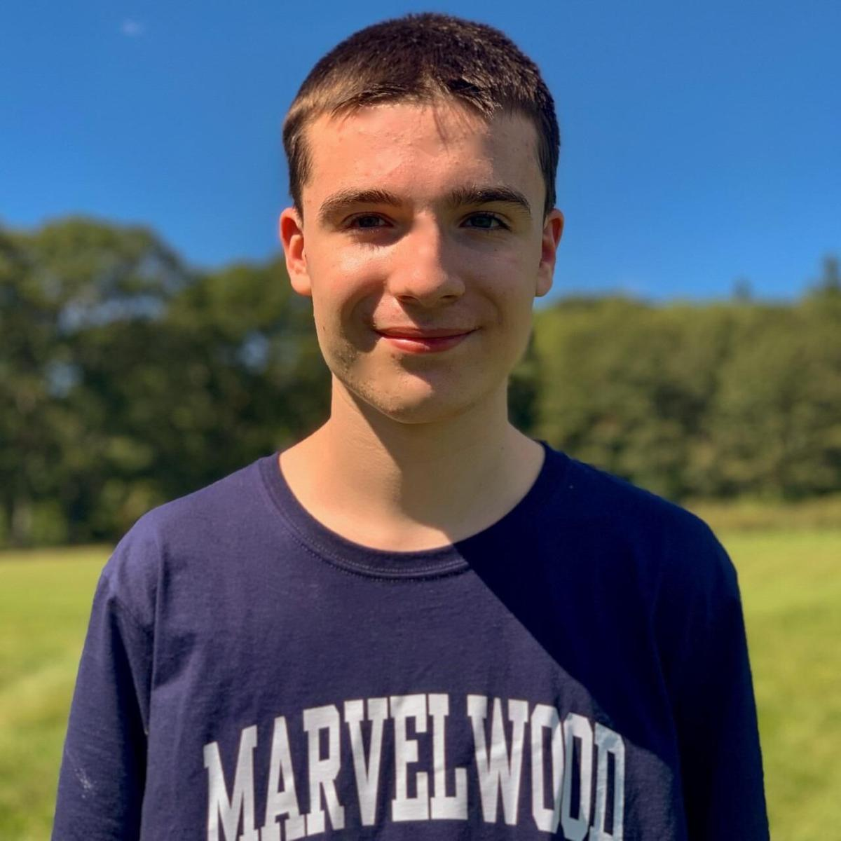Kent student receives honors by Marvelwood School