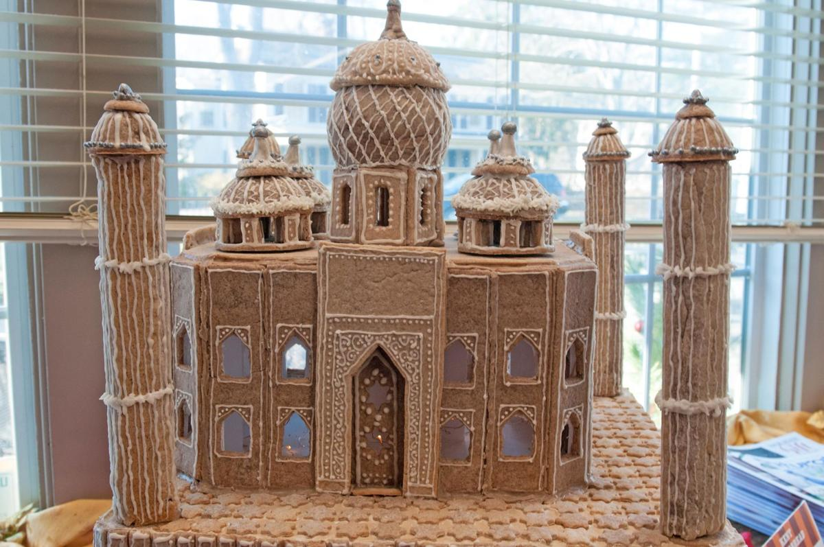Kent Gingerbread Festival unleashes bakers' imaginations