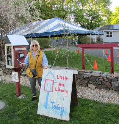 Little Free Library to host tag sale fundraiser in Morris