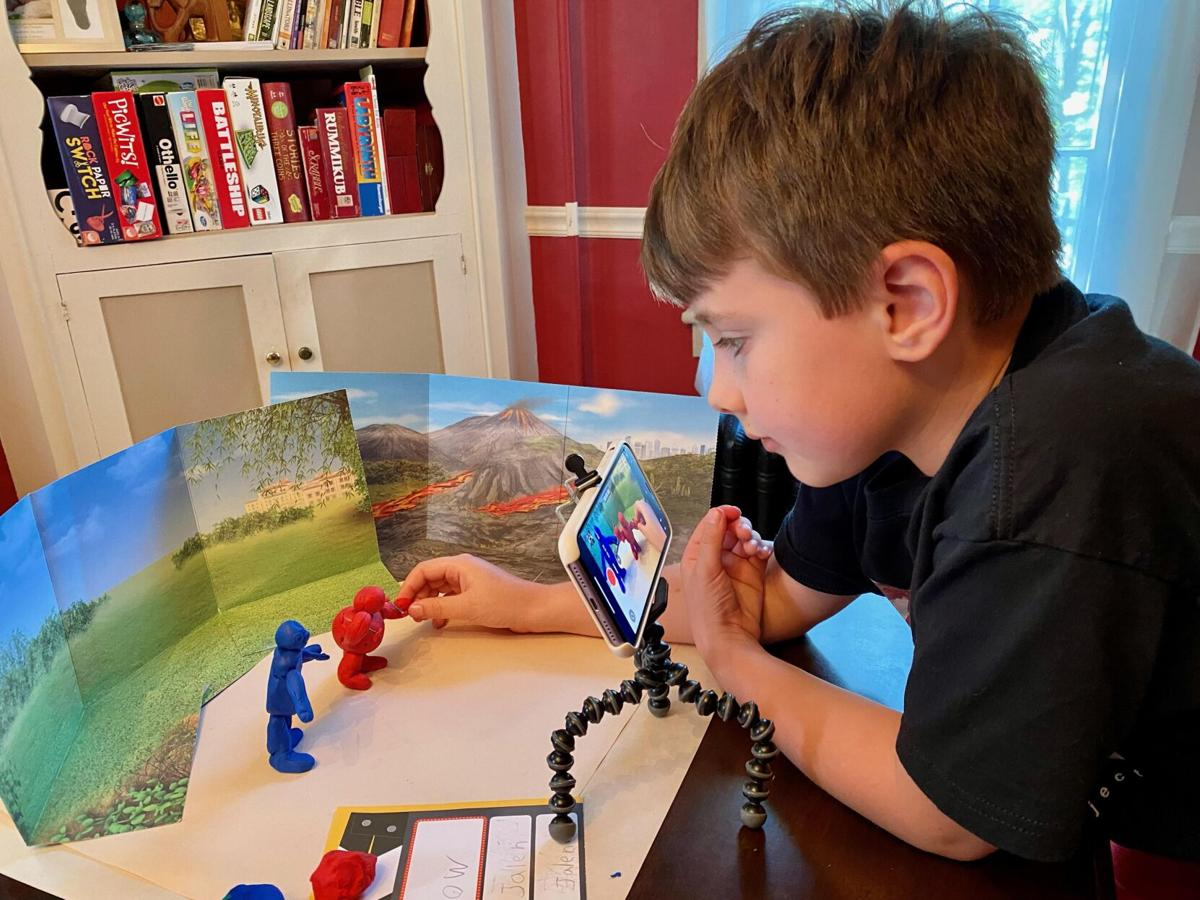 American Mural Project offering virtual art classes for children