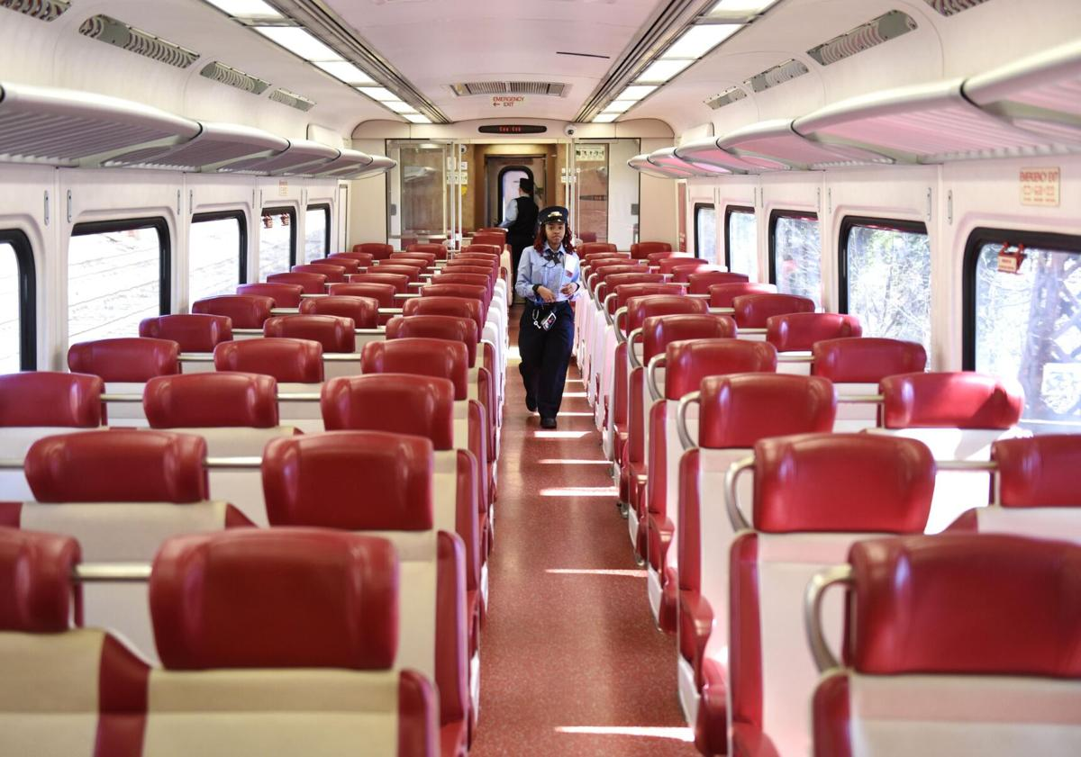 Metro-North tests air filtration system that could kill COVID, other viruses