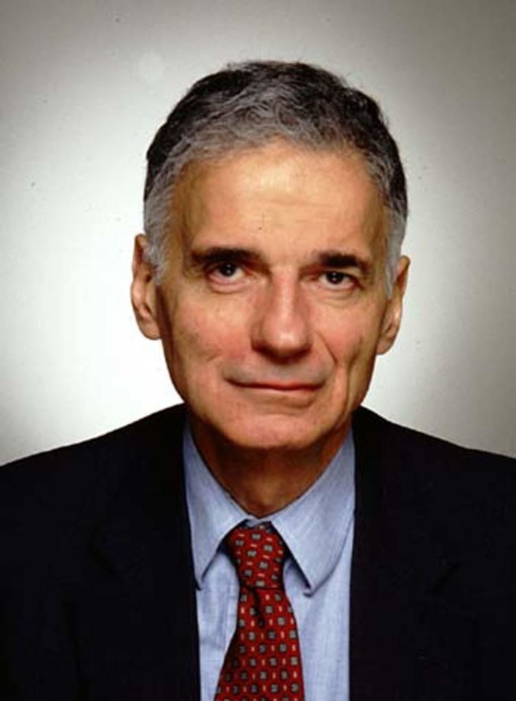 Ralph Nader: Big Pharma gouges, casualties, and the Congressional remedy