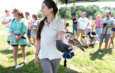 Sharon Audubon receives grant to provide THS students with conservation programs