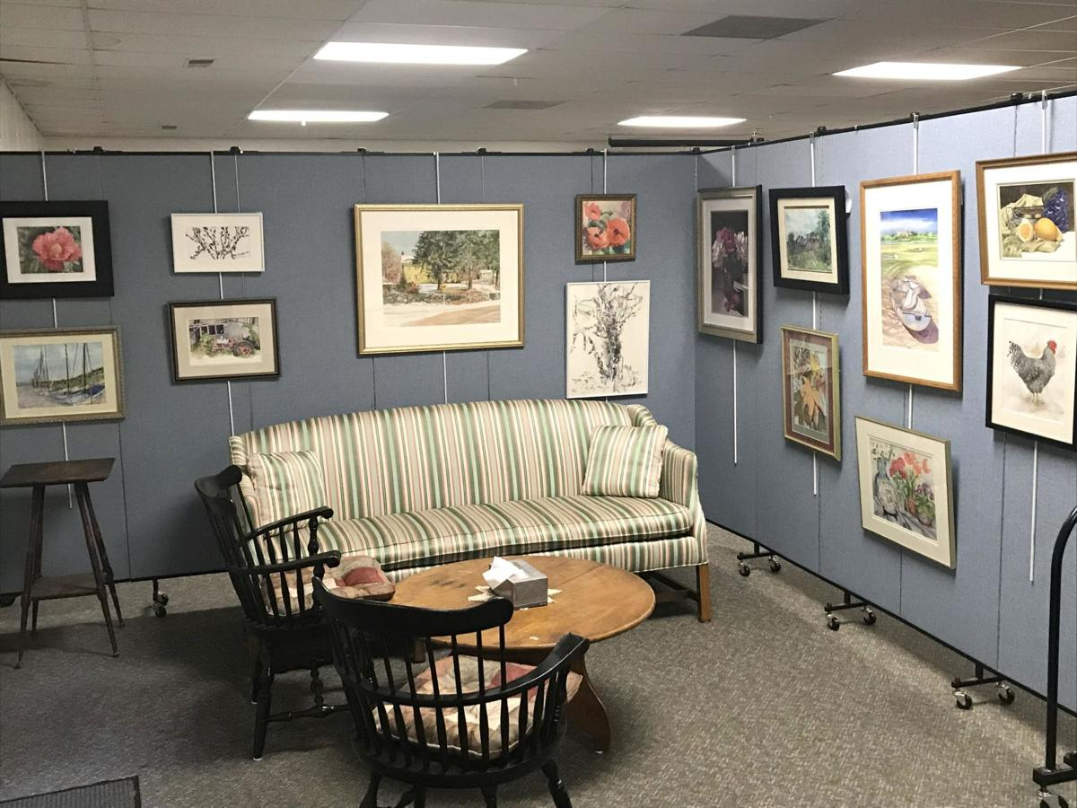 Roxbury Congregational Church to host annual Art at the Meetinghouse show