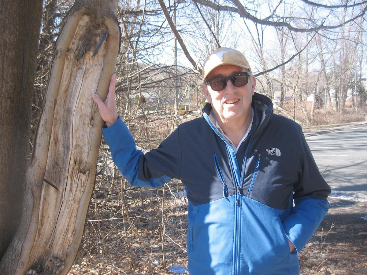 Colebrook author is living out his dreams