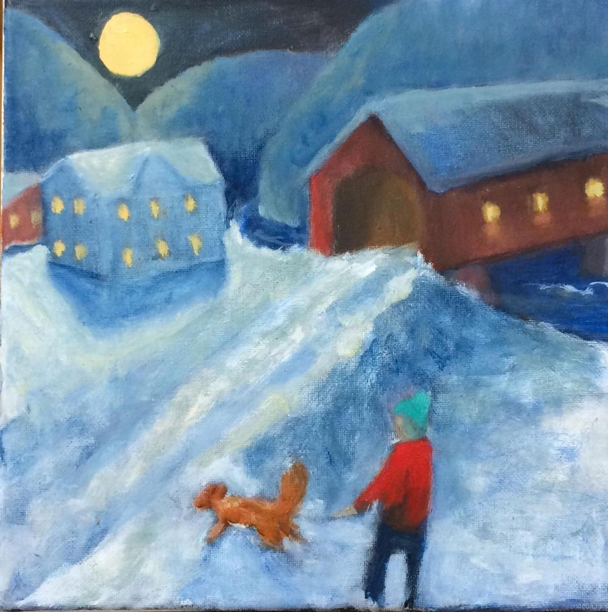 Souterrain Gallery offers winter holiday exhibit, 'Simply Cornwall'