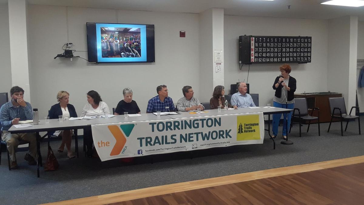 Torrington Trails Network helping to make the city more walkable