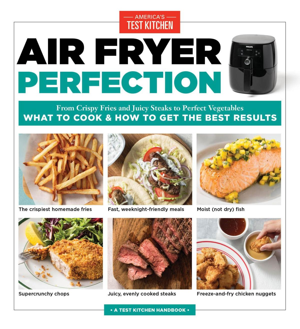 Stephen Fries: Air fryers offer fantastic 'fried' foods without the hassle