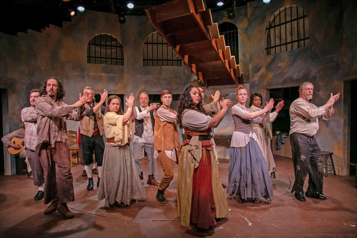 TheatreWorks New Milford chases dreams in 'Man of La Mancha'