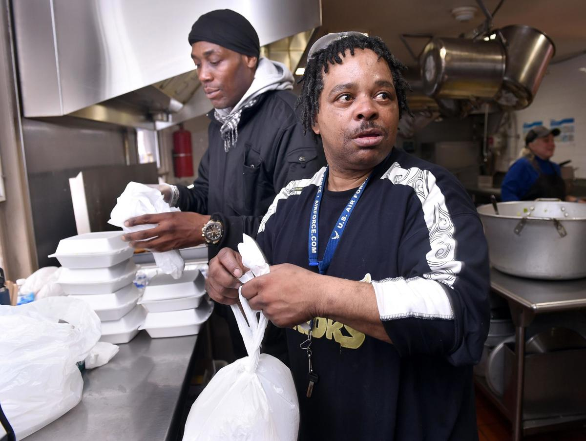 CT soup kitchens balance virus threat with feeding the hungry