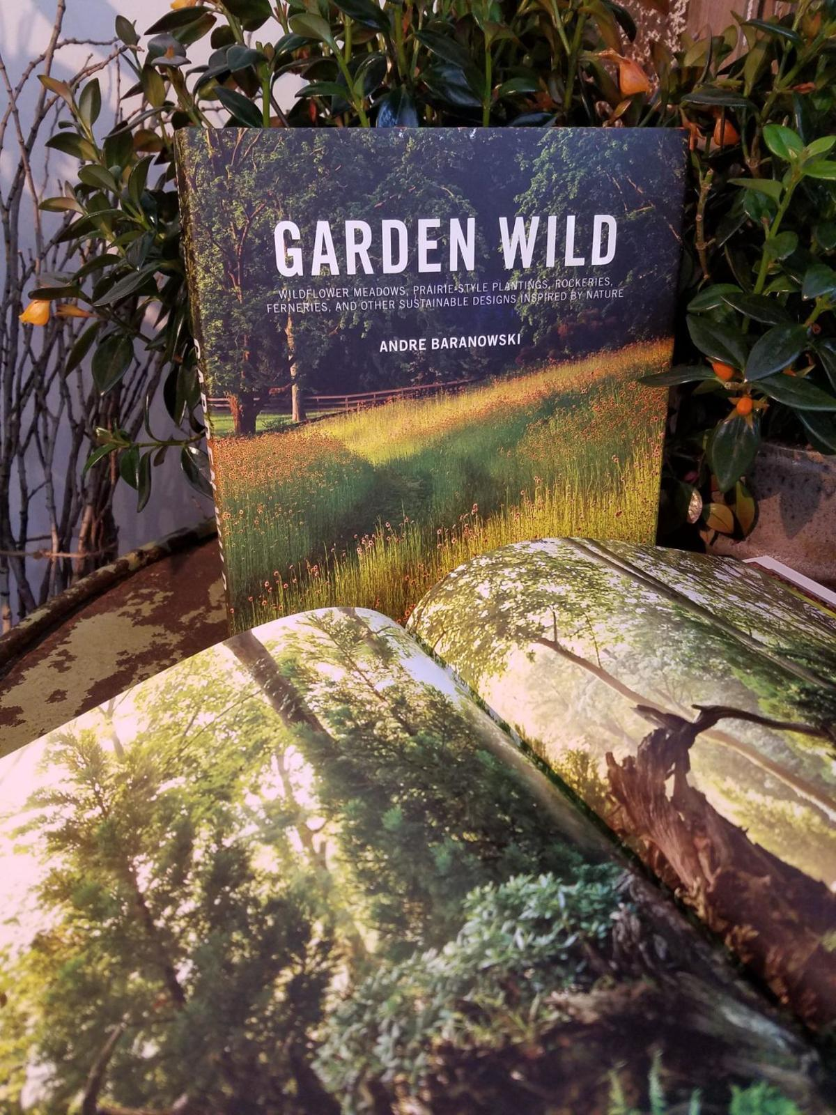 In New Preston, book signing for 'Garden Wild' inspires growers with natural design